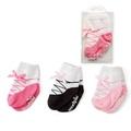 【HELLA 媽咪寶貝】美國 Mud Pie 造型嬰兒襪/童襪三入組_1542125