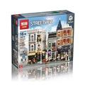 *樵夫遊樂園* 樂拼 (現貨) 15019 街景系列 十周年紀念集會廣場 非 樂高 LEGO