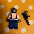 LEGO 7787 蝙蝠俠 班恩 第一代 人偶