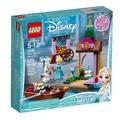 【LEGO 樂高積木】迪士尼公主系列 - 冰雪奇緣 艾莎的市場奇遇 LT41155