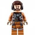 LEGO 樂高 星際大戰人偶  sw883 反抗軍飛行員 75195