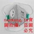 熱賣Benehal8285呼氣閥防塵活性炭折疊防護口罩PM25防霧霾口罩