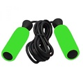 Jump Rope Skipping Rope Jumping Rope Jump Ropes Jumpropes for Adults Fitness Rope Skipping Fitness Ropes Fitness Weighted Jump Rope Crossfit Jump Rope Workout Jumping Rope for Women (Green) - intl