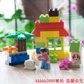 新品上市萬格積木 1歲半-2-3-4-5周歲大顆粒積木兼容樂高早教益智拼裝玩具