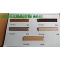 ☆ 網建行 ㊣ L型地板收邊條 塑膠地磚收邊條 PVC封邊條~【長度8尺~45開頭系列 每支90元】樓梯 台階 裝潢