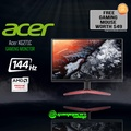 Acer KG271C Gaming Monitor with 144Hz Refresh Rate + 1MS Response Time *IT SHOW PROMO*