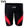 美國TYR 男用訓練及膝泳褲 Aura Jammer Red