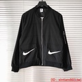 Nike Lab Alch function bomber jacket  耐吉衝鋒衣 運動夾克外套 大LOGO 實拍