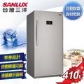 ✿全省免運✿ SANLUX三洋無霜冷凍櫃SCR-410A /直立式冷凍櫃自動除霜/高雄可議價