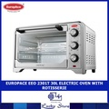EUROPACE EEO 2301T 30L ELECTRIC OVEN WITH ROTISSERIE