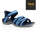TEVA 美國 女 Tirra 機能運動涼鞋-US7水藍