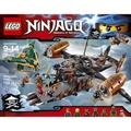 LEGO 70605 Ninjago 旋風忍者系列 闇黑堡壘號 全新現貨
