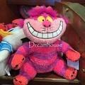 東京迪士尼 愛麗絲仙境 笑笑貓 坐式 絨毛 玩偶 抱枕 娃娃