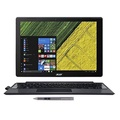 """Acer NT.LCDAA.014 Switch Alpha 12"""" Touch 2in1 laptop/Tablet With Detachable Keyboard Intel Core I7 6500U 2.5Ghz 8GB, 256GB SSD Windows 10 Pro 64-Bit"""
