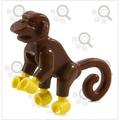 【尋磚樂】正版 樂高 猴 猴子 動物 2550c01 (Animal Monkey) LEGO 二手