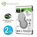 Seagate【BarraCuda】新梭魚 2TB 2.5吋硬碟(ST2000LM015)