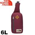 現貨【The North Face 美國 斜肩包《酒紅》】單肩側背包/斜背包/隨行提包/CJ4T