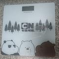 熊熊遇見你體重計