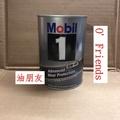 【油朋友】產地直送 日本製 美孚 Mobil 1 原裝機油 鐵罐 AW 5w40 1公升包裝