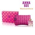 ANNA SUI 安娜蘇 安娜花園蝴蝶禮盒-淡香水30ml+化妝包