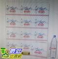 [COSCO代購 如果售完謹致歉意] W1117407 Evian 天然礦泉水 1250毫升 X 12瓶 X 44箱