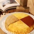 【塔吉特】A款綜合千層蛋糕(8吋) A款口味:蕾雅起士+牛奶+巧克力+岩燒提拉
