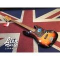 『立恩樂器』免運優惠 Fender Classic 60s Jazz Bass 黑色 鐵木指板 電貝斯 墨廠