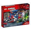 【樂高LEGO】JUNIORS系列-蜘蛛人vs.毒蠍人的街頭對戰 L10754