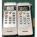 《出清》二手  國際牌 Panasonic 原廠 實拍 冷氣遙控器 C8024-490  / 原室內機 CS-A63C2