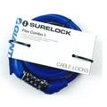 捷安特 GIANT Flex combo 藍色 號碼鎖 鎖具 鎖頭