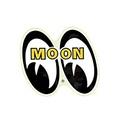 MOONEYES Decal Moon EYES STICKERS 原版 貼紙 / 車貼 化學原宿