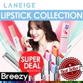 BREEZY ★[LANEIGE] Two tone Tint lip bar! Ship out Today! New Intense Lip Gel LipStick Collection