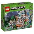 【積木樂園】樂高 LEGO 21137 Minecraft 創世神 The Mountain Cave 山洞