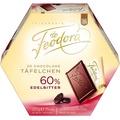 德國 Feodora 賭神巧克力 60% 黑巧克力薄片 30片裝/225g Feodora Dark Chocolate