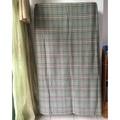 二手「格紋」毯子/毛毯/地毯/蓋毯/萬用毯/懶人毯/薄毯/布料