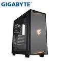 Gigabye 技嘉 AC300W LITE RGB (ATX/透側/燈光開關/內建風扇後1/顯卡400mm/塔散170mm)