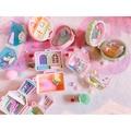 預購 挑款單賣 my little fairy cosme 小妖精化妝盒造型盒玩 食玩 Polly pocket