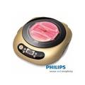 【飛利浦 PHILIPS】不挑鍋黑晶爐 (HD4990)
