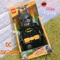 [正版] LEGO 樂高  蝙蝠俠人偶造型LED手電筒 公仔擺飾 盒裝20公分 COCOS LG797