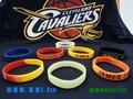 塞爾提克~NBA籃球矽膠 運動 手環 孩童版直徑5.7公分~騎士隊KING LBJ LeBron James~直購80