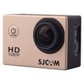 SJCAM 原廠 SJ4000 1080P 運動型攝影機 多色可選 弘豐公司貨保固一年 送原廠電池一顆金色