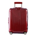 Luggage Cover Protector Clear PVC with Zipper for Closure RIMOWA Salsa Deluxe - intl