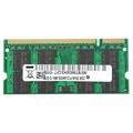 2GB DDR2-800 PC2-6400 666 SO-DIMM SD RAM Memory 200-Pins