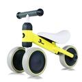 ★衛立兒生活館★IDES D-bike mini 寶寶滑步平衡車-可愛黃