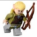 『Arthur樂高』全新未組 LEGO 樂高 魔戒 哈比人 9473 79008 勒苟 勒苟拉斯