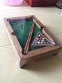 Wood Toy ของเล่นไม้  สนุ๊กเกอร์ไม่มีราง Fancy Billiard game