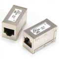 เอสเอฟสาย CaT6 RJ45 SHIELDED FTP LAN เครือข่ายแบบอินไลน์เครื่องต่อสำหรับอีเธอร์เน็ต CABLE - นานาชาติ