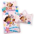 朵拉Dora 兒童睡袋 粉色