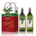Olitalia奧利塔葡萄籽油+特級初榨橄欖油禮盒組(1000mlx2瓶)
