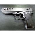 全鋼製小沙鷹操作槍 非道具槍 沙漠之鷹 小沙鷹 一體式鋼製滑套